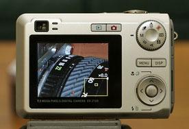 Casio EX-Z120 Zoom