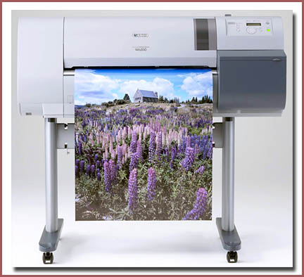Canon imagePROGRAF W6200