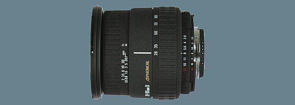 Sigma 28-105mm F2.8-4 DG