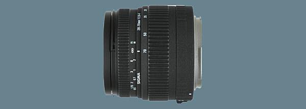 Sigma 28-70mm F2.8-4 DG