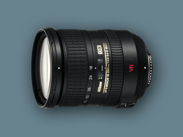 Nikon AF-S DX VR Zoom-Nikkor 18-200mm f/3.5-5.6G IF-ED