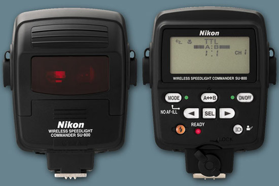 Nikon SU-800 Commander Unit