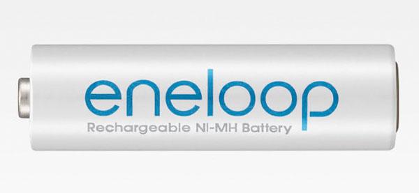 Sanyo eneloop NiMH Battery