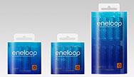 Sanyo eneloop NiMH Battery Package