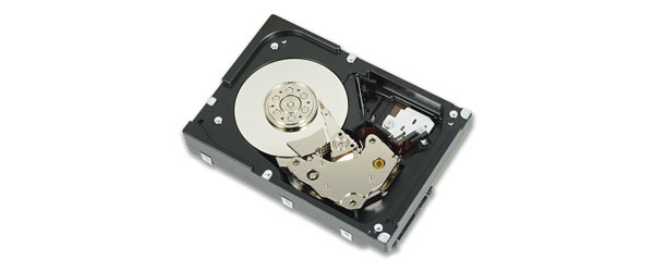 Fujitsu SAS Hard Drive