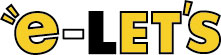 e-Let's Logo