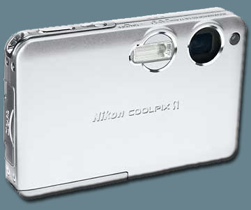 Nikon Introduces New Coolpix S1 and the first with a 2.5-Inch LCD
