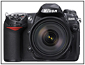 Nikon Announces The 10.2MP D200