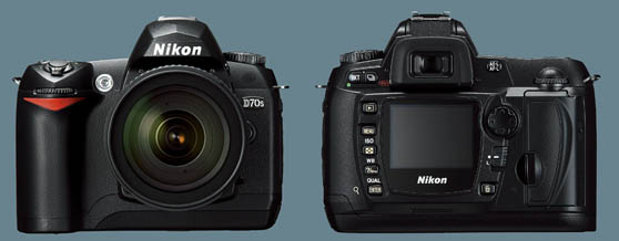 Nikon D70s