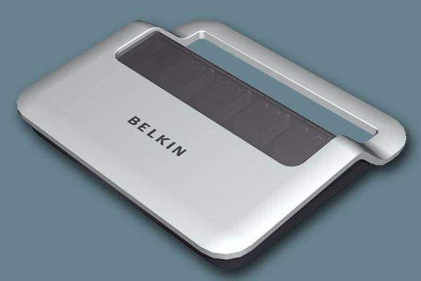 Belkin CableFree USB Hub