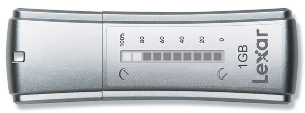 Lexar Storage Capacity Meter For E Ink