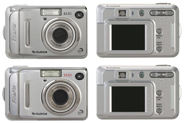 Fujifilm A400 & A500