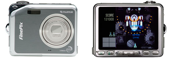 Fujifilm V10 With 3-Inch LCD