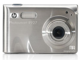 HP 8.2MP Photosmart R927