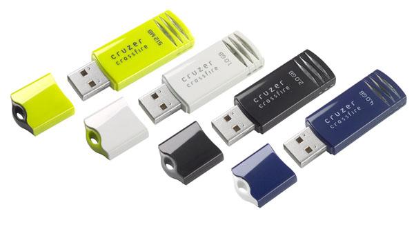 SanDisk Cruzer Crossfire USB Smart Drive