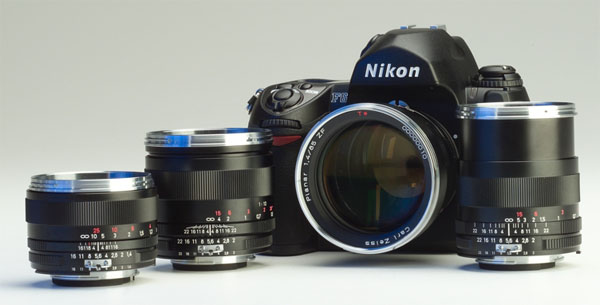 ZEISS Lenses For Nikon F-Mount Cameras