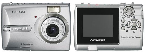 Olympus 5.1MP FE-130