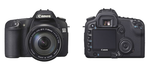 Canon 8.2MP 30D
