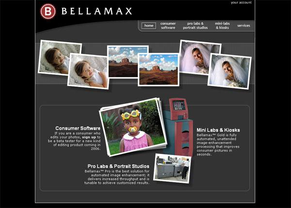 Bellamax Wesbite