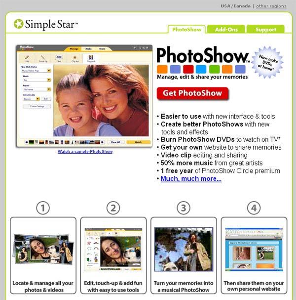 SimpleStar's Website
