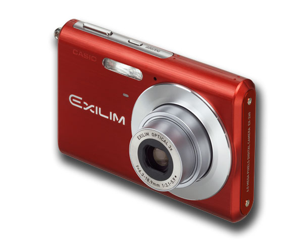 Casio EX-Z60RD Red Limited Edition