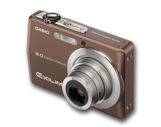 Casio EX-Z600BN Brown Limited Edition
