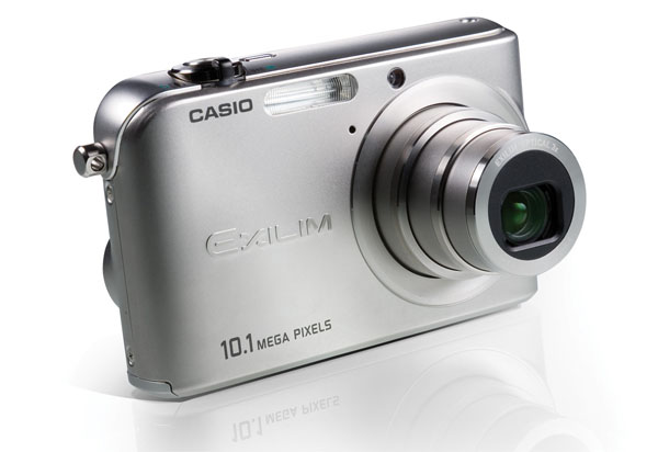 Casio EXILIM EX-Z1000 10.1 Megapixel Digital Camera