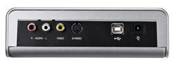 LG Electronics GSA-5169D Super-Multi External Drive - Back