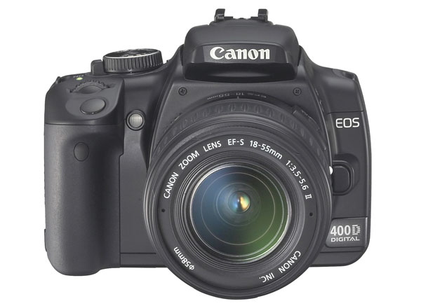 Canon 10.1MP 400D