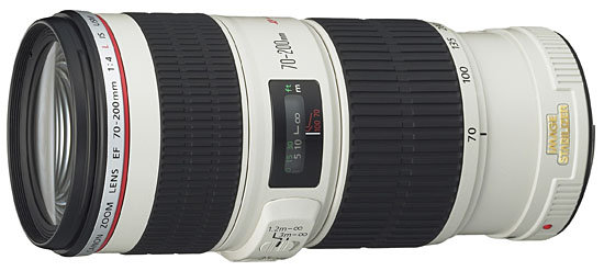 Canon EF70-200mm f/4L IS USM