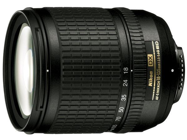 Nikon 18-135MM F/3.5-5.6G ED-IF AF-S DX Zoom-Nikkor