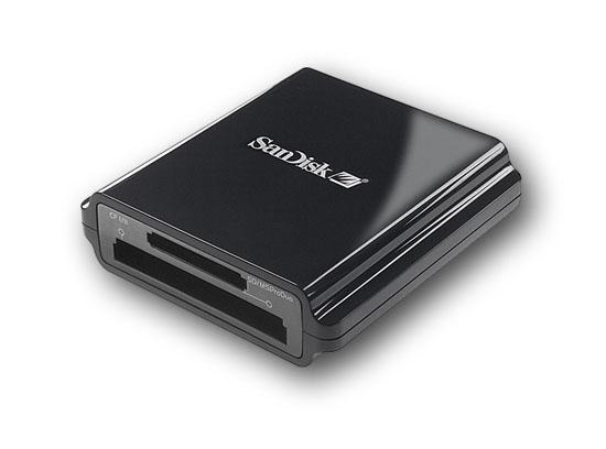 SanDisk Extreme USB2.0 Reader)