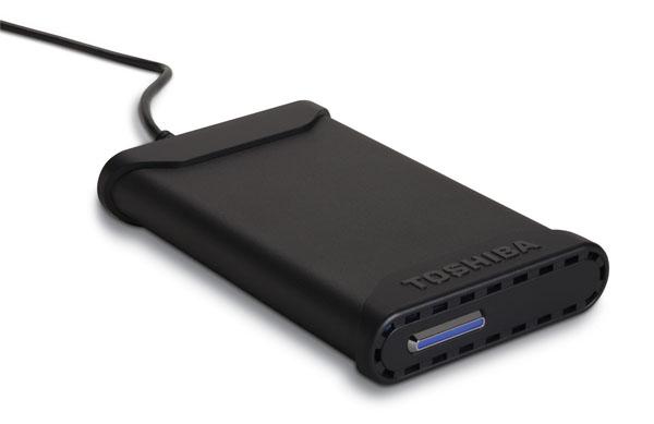 Toshiba USB 2.0 Portable External Hard Drive