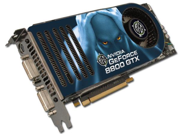 BFG 8800 GTX 768MB