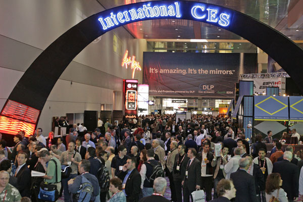 CES 2007 Defined by New Convergence of Broadband, Content and Consumer Electronics