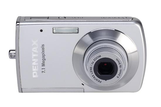 Pentax Optio M30 - Front View