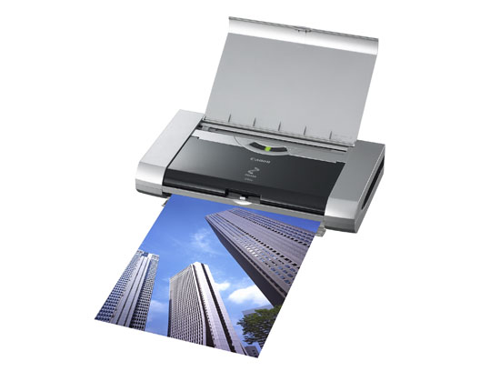 Canon PIXMA iP90v Photo Printer