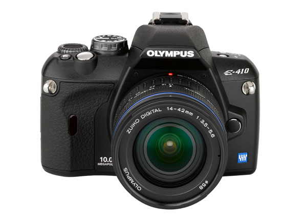 Olympus E-410 10MP DSLR