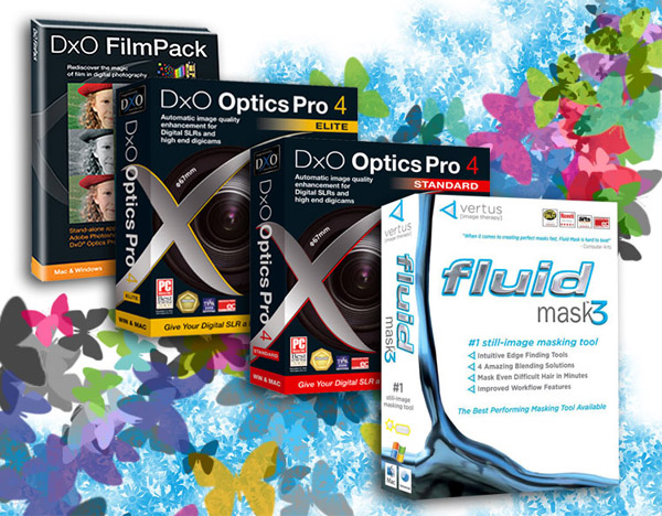 Vertus and DxO Labs Announce Bundle Package