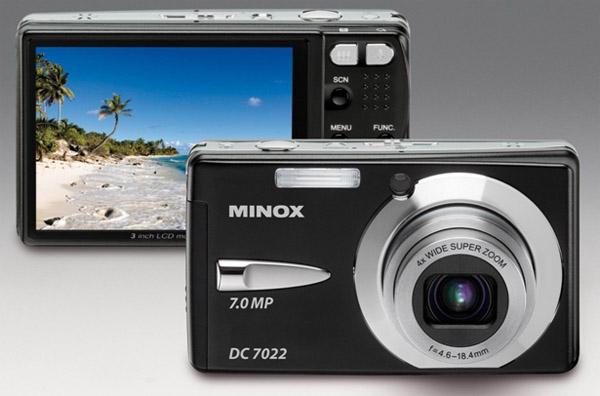 Minox DC 7022 Slim