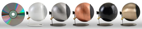 The Orb: Made In USA and Handmade Audio Speaker