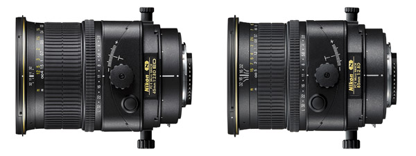 Nikon PC-E Micro NIKKOR 45mm f/2.8D ED: $1,799.95 and PC-E Micro NIKKOR 85mm f/2.8D: $1,739.95