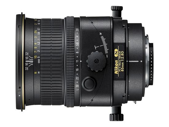 Nikon PC-E Micro NIKKOR 85mm f/2.8D: $1,739.95