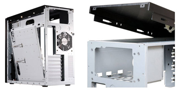 Lancool K6 Midi-Tower Chassis