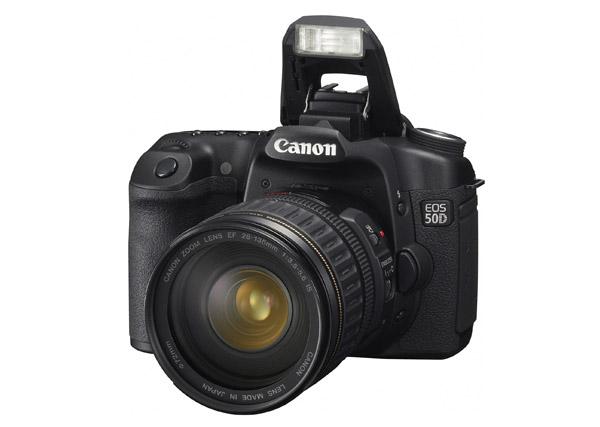 Canon 15.1MP 50D DSLR