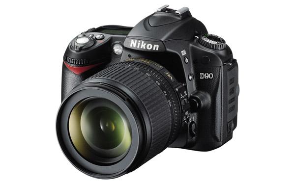Nikon 12.3 Megapixel D90 DSLR