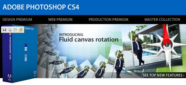 Adobe Photoshop CS4 and Photoshop CS4 Extended
