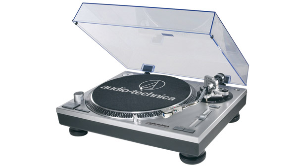Audio-Technica AT-LP120 USB Direct-Drive Professional Turntable System