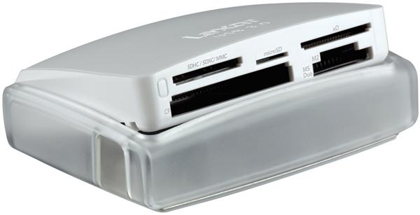 Lexar Multi-Card 25-in-1 USB 3.0 Reader; LRW025URBNA