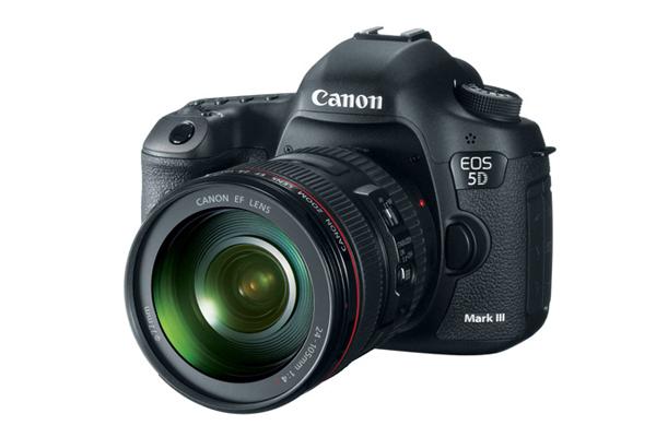 Canon 5D Mark III DSLR